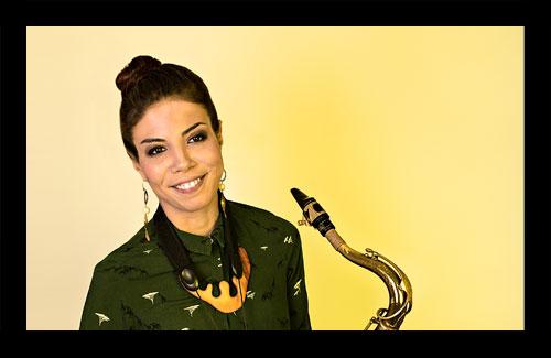 Melissa Aldana Quartet