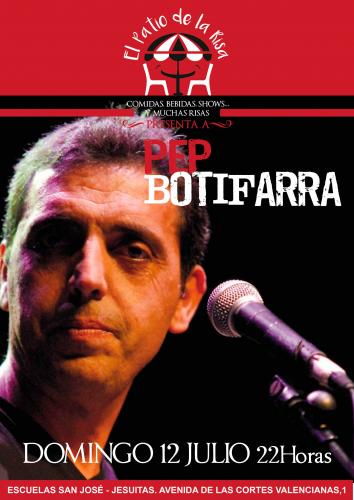 El regreso de Pep Botifarra