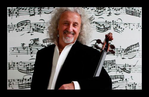 Mischa Maisky, violonchelo