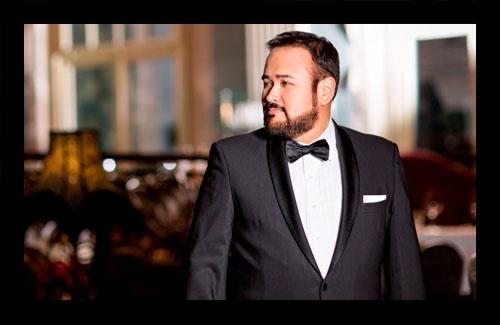 Javier Camarena, tenor
