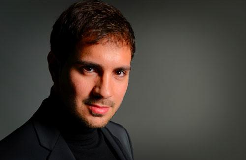 Antonio Morant, piano
