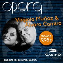 ÁLVARO CARRERO & VIRGINIA MUÑOZ