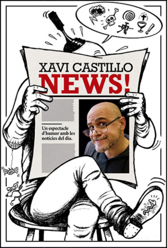 XAVI CASTILLO - NEWS - LLIRIA