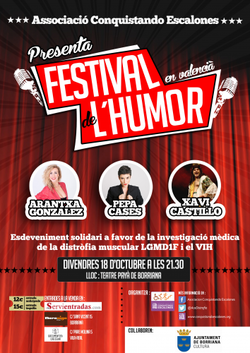 Festival de l´humor en valencià