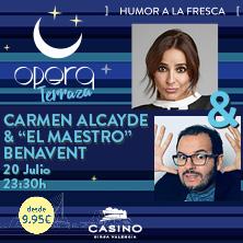 CARMEN ALCAYDE & MAESTRO BENAVENT