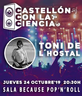Toni de l´Hostal - Conciertos Castellón con la...