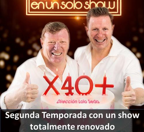 LOS MORANCOS - X40+ SEGUNDA PARTE - ALICANTE