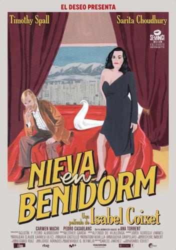 Cine al liceo: Nieva en Benidorm