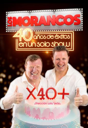 LOS MORANCOS - X40+ - ZARAGOZA