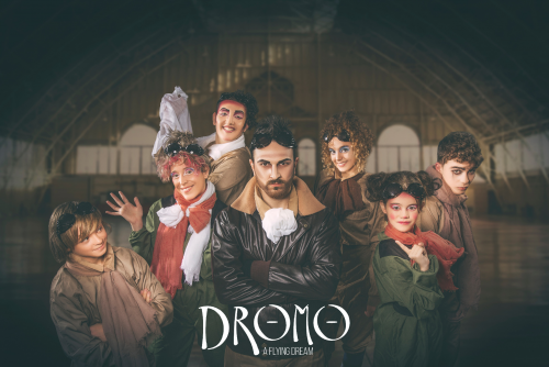 Dromo, a flying dream