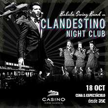 CLANDESTINO NIGHT CLUB
