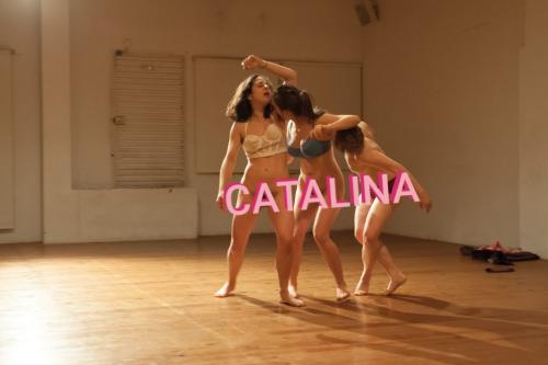 CATALINA , INICIATIVA SEXUAL FEMENINA