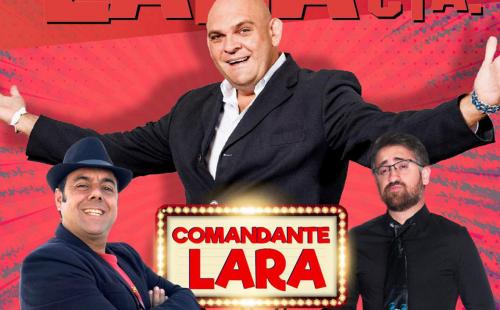 COMANDANTE LARA Y CIA EN GAUTHIER CANET