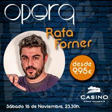 RAFA FORNER - SALA VIP