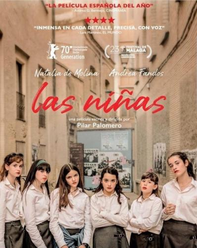 """Cine en el liceo: """"Las Niñas"""""""