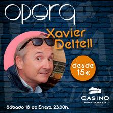 Xavier Deltell + Jorge ´el Maestro´ Benavent.