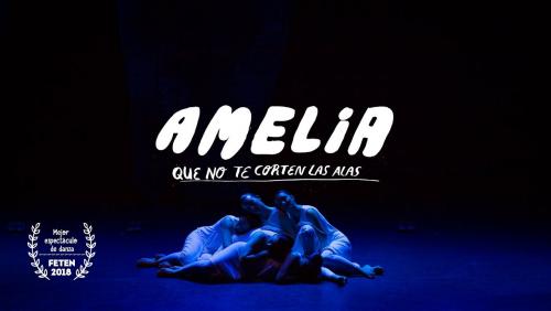 AMELIA, QUE NO TE CORTEN LAS ALAS