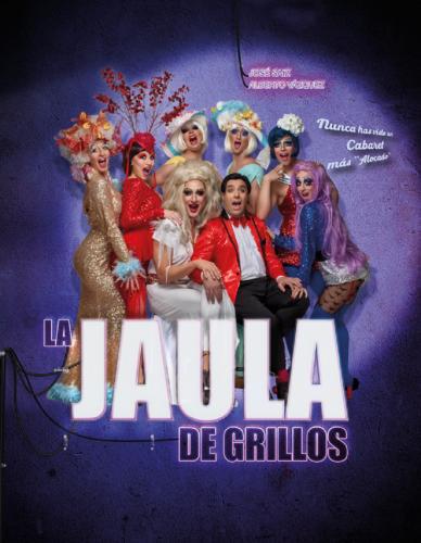 LA JAULA DE GRILLOS