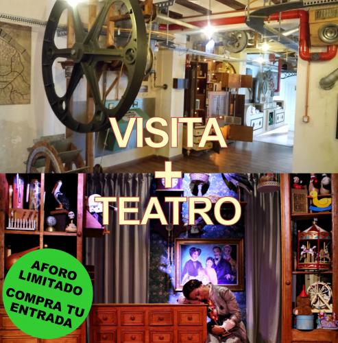 Visita guiada + Teatro