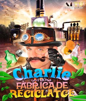CHARLIE I LA FABRICA DE RECICLATGE