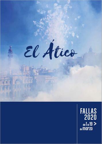 MASCLETÁS VALENCIA 2020 EN TERRAZA EL ÁTICO