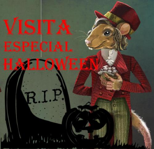 Visita Especial Halloween
