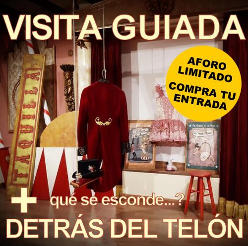 Visita Guiada + Taller didáctico