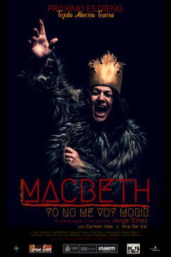 MACBETH. YO NO ME VOY A MORIR