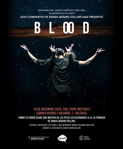 BLOOD i JOVES PROMESES GERARD COLLINS