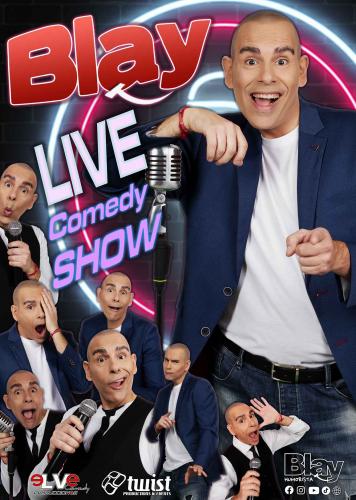 EL HUMOR DE BLAY EN VIVO