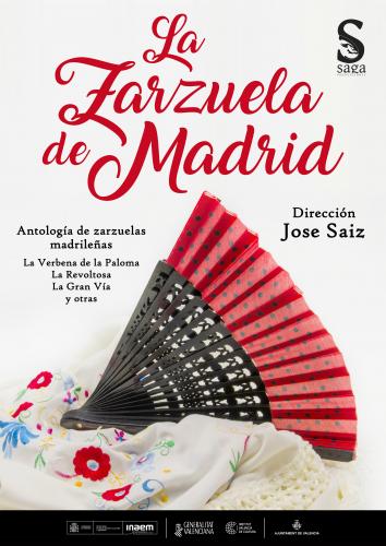 LA ZARZUELA DE MADRID