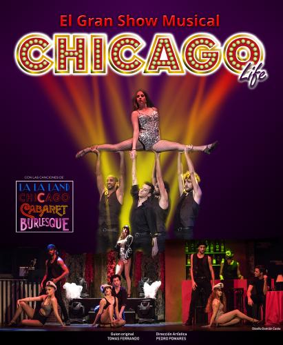 CHICAGO LIFE. EL MUSICAL