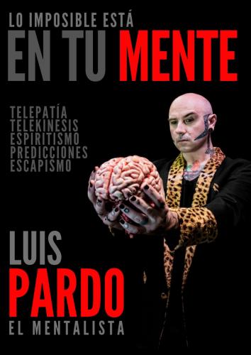 LUIS PARDO. EN TU MENTE