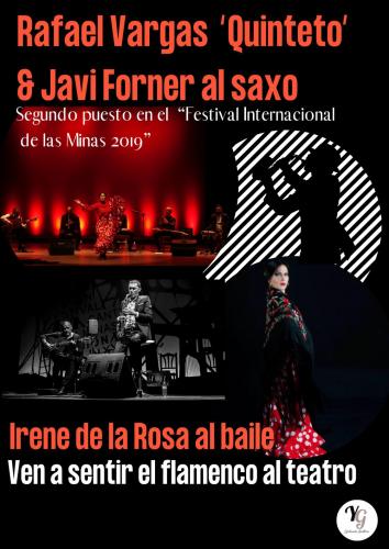 JAVI FORNER Y QUINTETO DE RAFAEL VARGAS