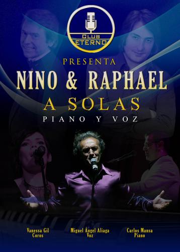 NINO & RAPHAEL A SOLAS