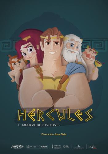 HÉRCULES. EL MUSICAL DE LOS DIOSES