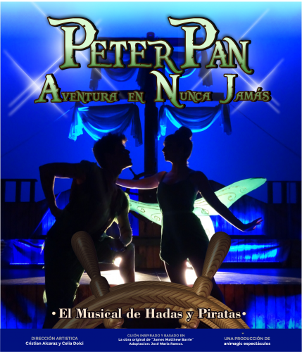 "PETER PAN ""EL MUSICAL"" - BAZA"