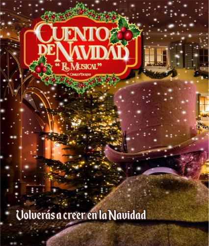 CUENTO DE NAVIDAD (de Charles Dickens, el Musical)
