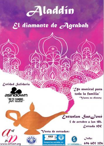 ALADDIN, el diamante de Agrabah