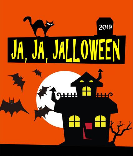 JA, JA, JALLOWEEN 2019 - LOS BARRIOS