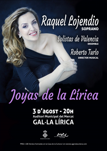 JOYAS DE LA LÍRICA