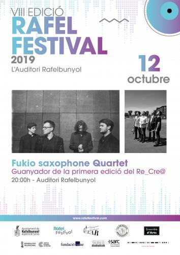 Fukio saxophone quartet