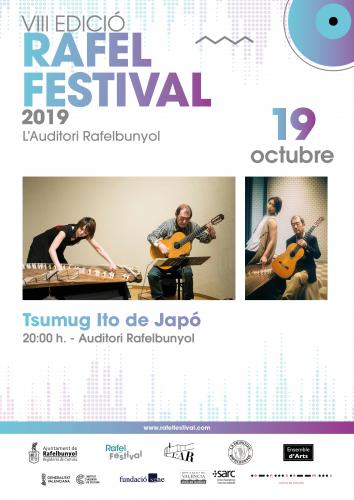 Concert: Tsumug Ito de Japó
