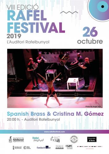 Spanish Brass y Cristina M. Gómez