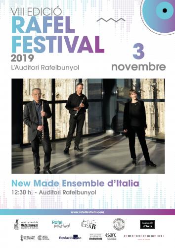 Concert: New Made Ensemble d´Italia