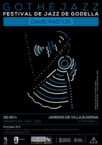 GOTHEJAZZ 2019 - DAVID PASTOR