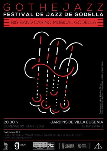 GOTHEJAZZ 2019 - BIG BAND CASINO MUSICAL DE GODELL
