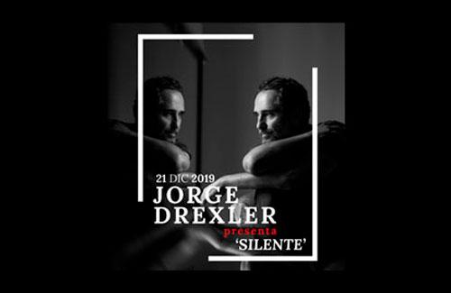 Jorge Drexler CANCELADO